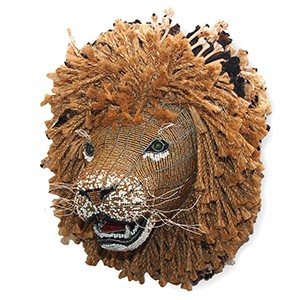 African Creative :: African Wire and Bead Art on