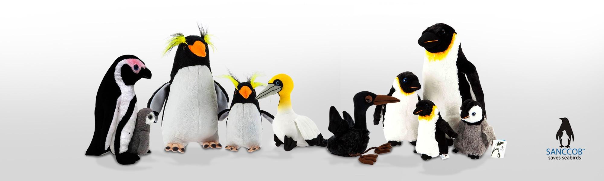 SANCCOB Plush Toys